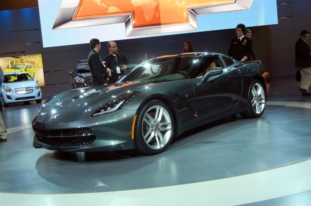 Read about the Autos.ca Preview: 2014 Chevrolet Corvette Stingray
