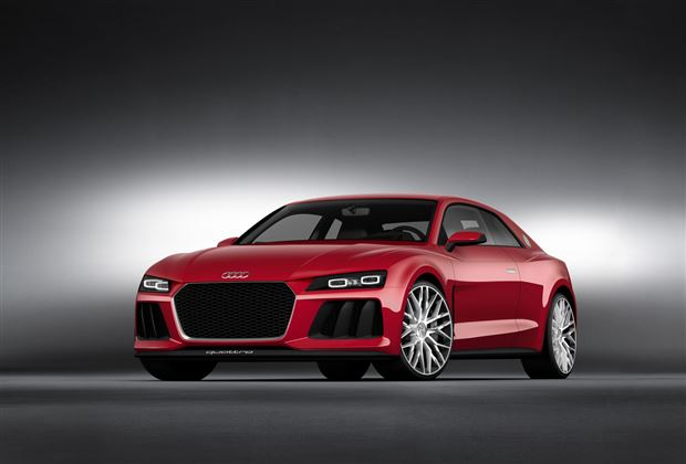 Read about the Autos.ca Audi To Bring Sport Quattro Laserlight Concept To CES
