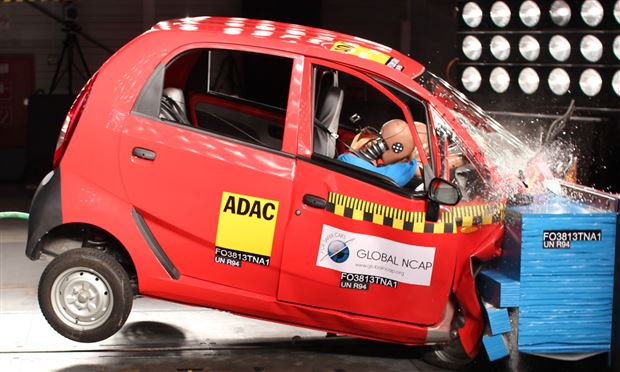 Read about the Autos.ca India May Have The Most Dangerous Cars In The World