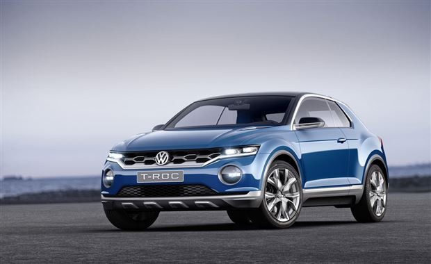 Read about the Autos.ca Volkswagen Pops The Top With T-ROC In Geneva