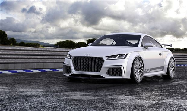 Read about the Autos.ca Audi TT Attack – TT, TTS, and TT Quattro Sport Concept In Geneva
