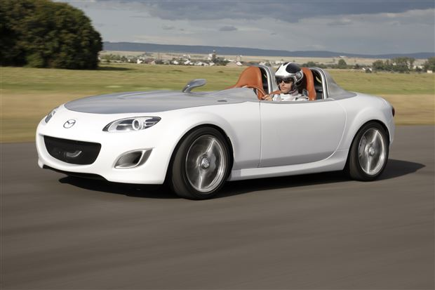 Read about the Autos.ca Mazda To Have Massive Miata Presence In New York