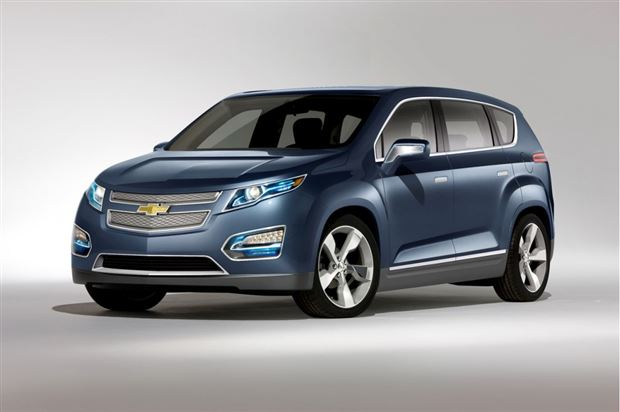 Read about the Autos.ca 2016 Chevy Volt Could Bring 5-Seat MPV To Market