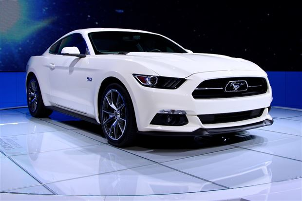 Read about the Autos.ca RUMOUR MILL: Nissan's Next Frontier, Mustang Not Getting Fat After All