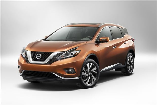 Read about the Autos.ca 2015 Nissan Murano Revealed Before NYIAS