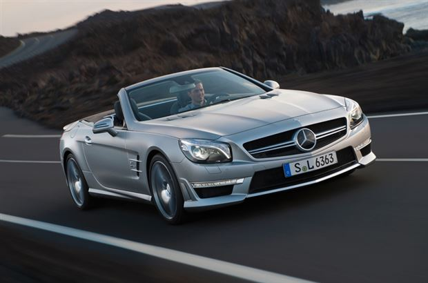 Read about the Autos.ca Buyer's Guide: 2013 Mercedes-Benz SL-Class