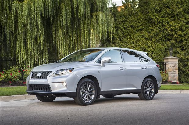 Read about the Autos.ca Buyer's Guide: 2013 Lexus RX/RX Hybrid