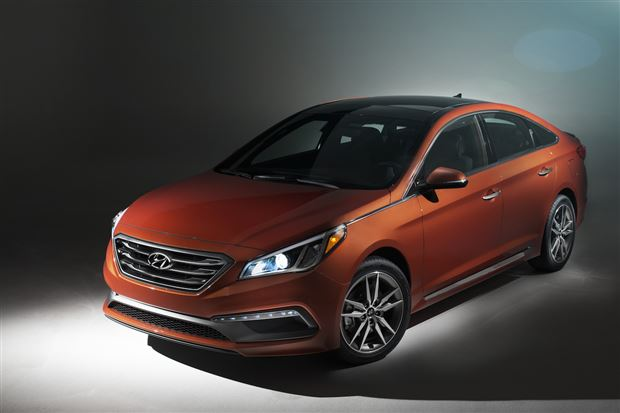 Read about the Autos.ca All-New 2015 Hyundai Sonata Starting Price Unchanged At $23,999