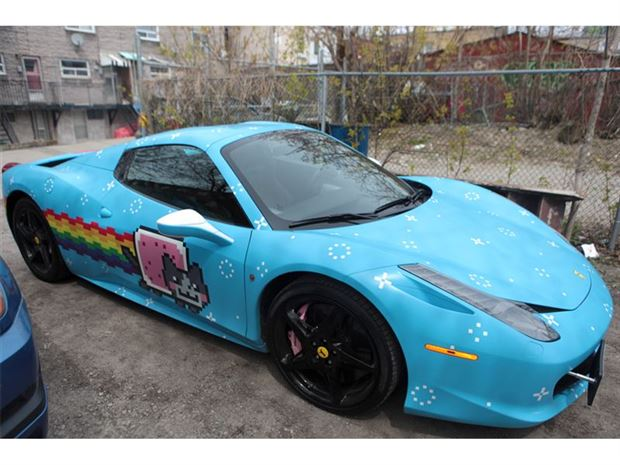 Read about the Autos.ca Deadmau5 Saved By autoTRADER.ca After Craigslist Delists 'Purrari'