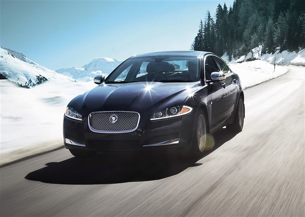 Read about the Autos.ca Buyer's Guide: 2013 Jaguar XF