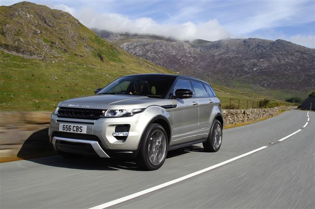 Read about the Autos.ca Buyer's Guide: 2013 Land Rover Range Rover Evoque
