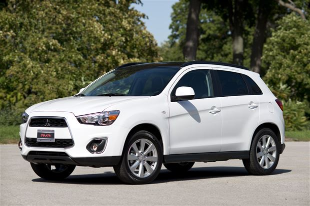 Read about the Autos.ca Buyer's Guide: 2013 Mitsubishi RVR