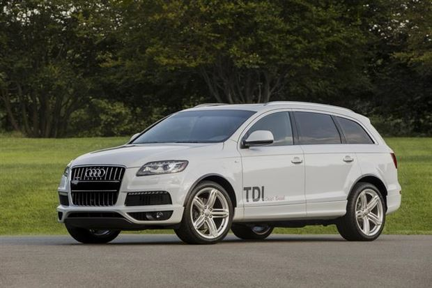Read about the Autos.ca Buyer's Guide: 2014 Audi Q7