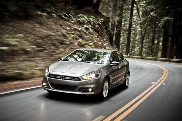 Read about the Autos.ca Buyer's Guide: 2014 Dodge Dart