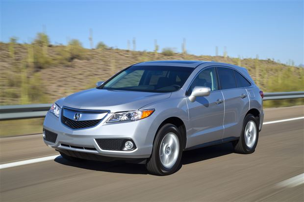 Read about the Autos.ca Buyer's Guide: 2015 Acura RDX