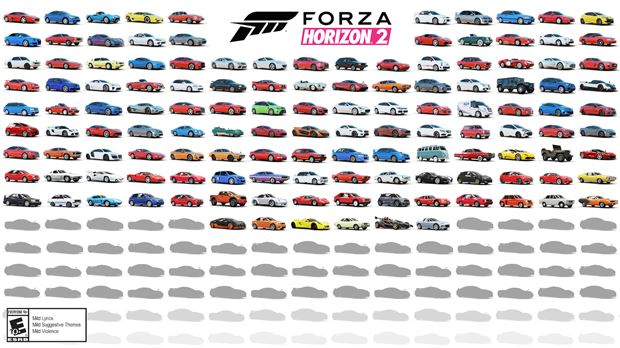 Read about the Autos.ca Another 15 Cars Revealed From Forza Horizon 2