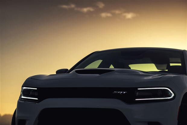 Read about the Autos.ca UPDATED: 2015 Dodge Charger Hellcat Quicker, Faster Than Challenger Hellcat [w/ Mega Gallery]