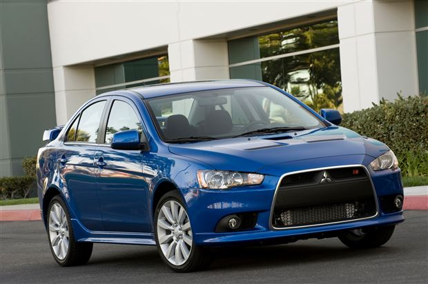 Read about the Autos.ca Buyer's Guide: 2015 Mitsubishi Lancer Ralliart