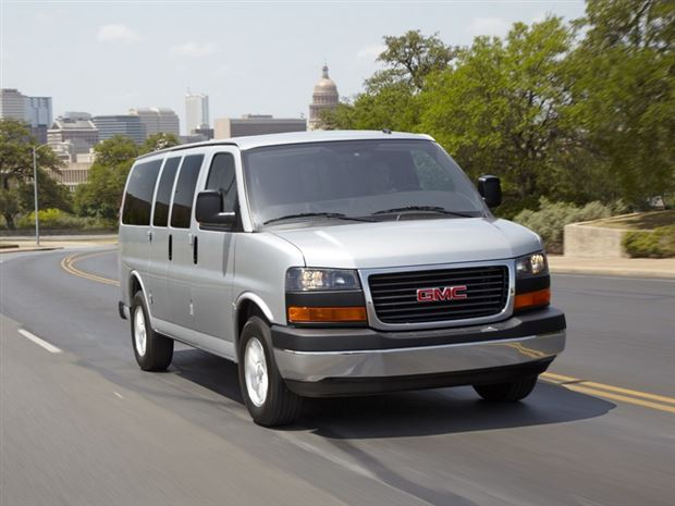 Read about the Autos.ca Buyer's Guide: 2014 GMC Savana