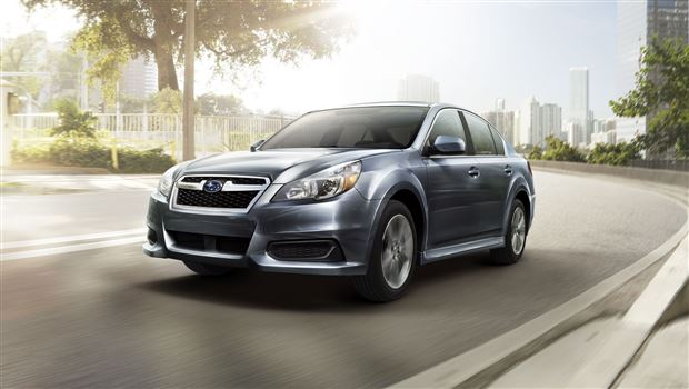 Read about the Autos.ca Buyer's Guide: 2014 Subaru Legacy