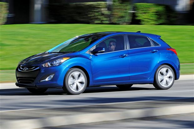 Read about the Autos.ca Buyer's Guide: 2015 Hyundai Elantra GT