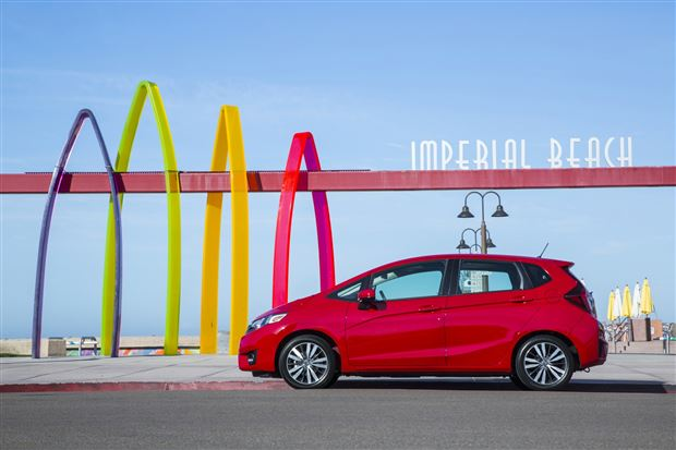 Read about the Autos.ca Buyer's Guide: 2015 Honda Fit