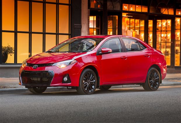 Read about the Autos.ca Toyota Spiffs Up Corolla With Canada-Only 50th Anniversary Editions