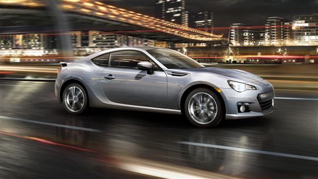 Read about the Autos.ca Buyer's Guide: 2015 Subaru BRZ