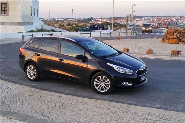 Read about the Autos.ca Road Trip: Portugal in a 2014 Kia Cee'd Estate