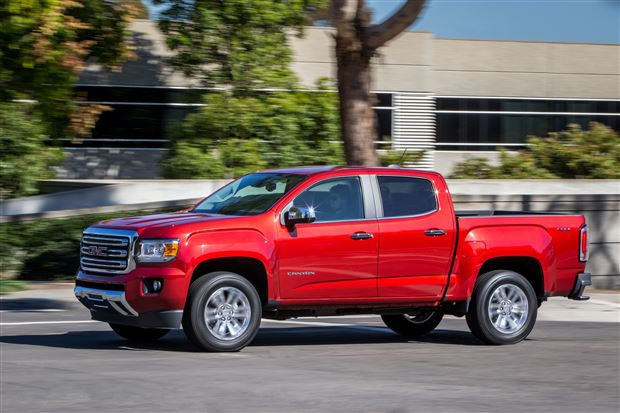 Read about the Autos.ca Buyer's Guide: 2015 GMC Canyon