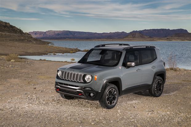 Read about the Autos.ca Buyer's Guide: 2015 Jeep Renegade