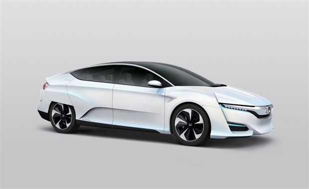 Read about the Autos.ca Honda FCV (Fuel Cell Vehicle) Concept Debuts In Japan