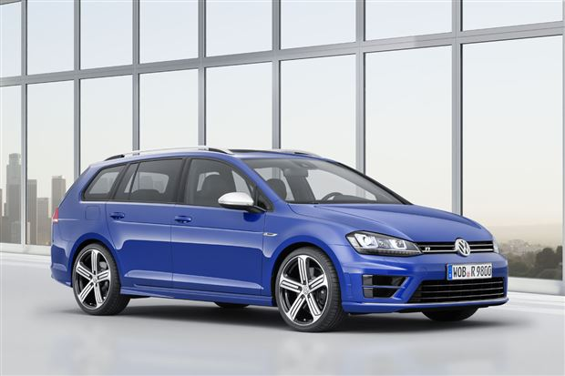 Read about the Autos.ca Volkswagen Golf R Variant (Wagon) Bows In Los Angeles