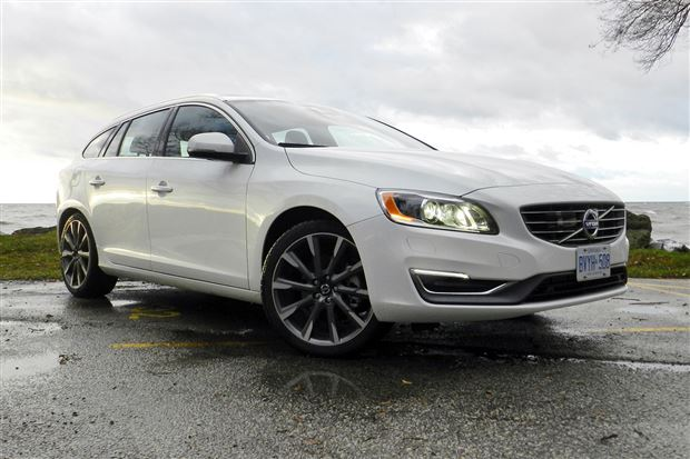 Read about the Autos.ca Test Drive: 2015 Volvo V60 T5 Drive-E