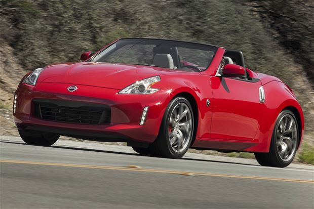 Read about the Autos.ca Buyer's Guide: 2014 Nissan 370Z