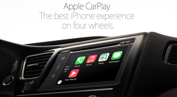 Read about the Autos.ca Apple CarPlay To Ship With Over 40 Car Models In 2015