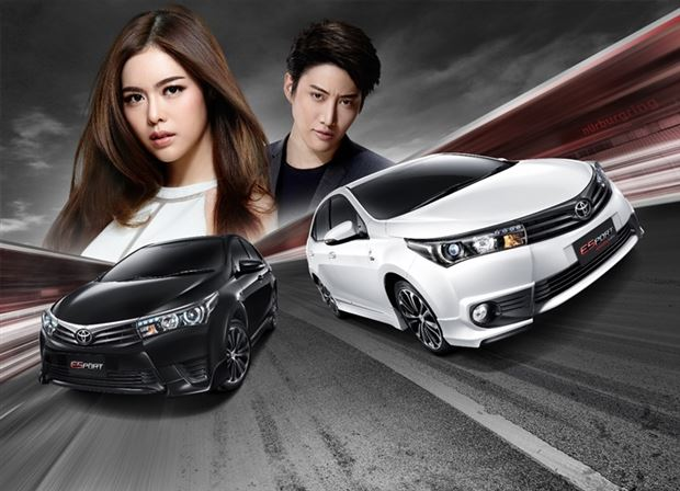 "Read about the Autos.ca Toyota launches Corolla ""Nurburgring Edition"" in Thailand"