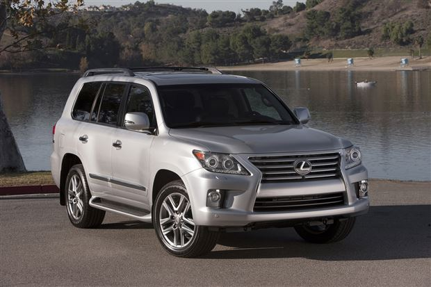 Read about the Autos.ca Buyer's Guide: 2014 Lexus LX