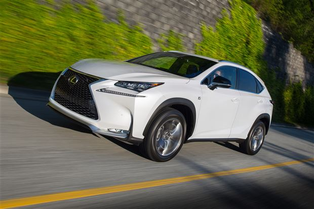 Read about the Autos.ca Buyer's Guide: 2015 Lexus NX / NX Hybrid