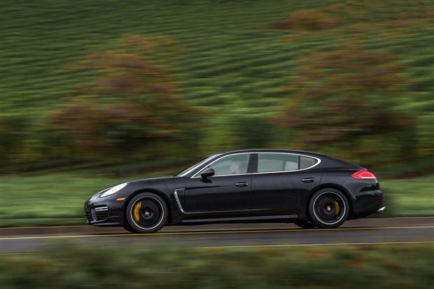 Read about the Autos.ca Buyer's Guide: 2014 Porsche Panamera