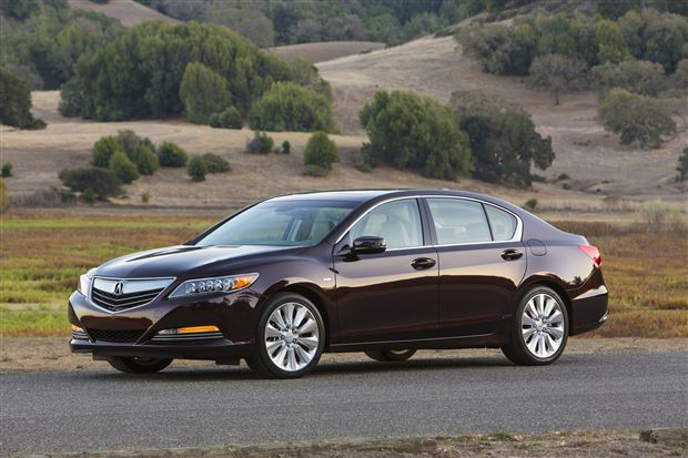 Read about the Autos.ca Acura recalls MDX, RLX to fix automatic braking fault