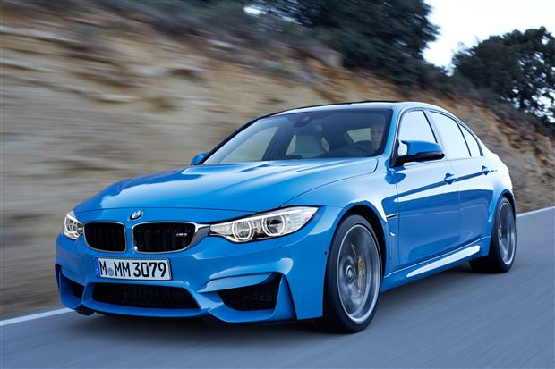 Read about the Autos.ca Buyer's Guide: 2015 BMW 3 Series