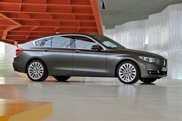Read about the Autos.ca Buyer's Guide: 2014 BMW 5 Series Gran Turismo