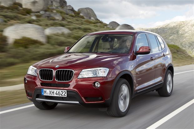 Read about the Autos.ca Buyer's Guide: 2014 BMW X3