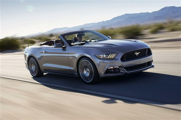 Read about the Autos.ca Buyer's Guide: 2015 Ford Mustang