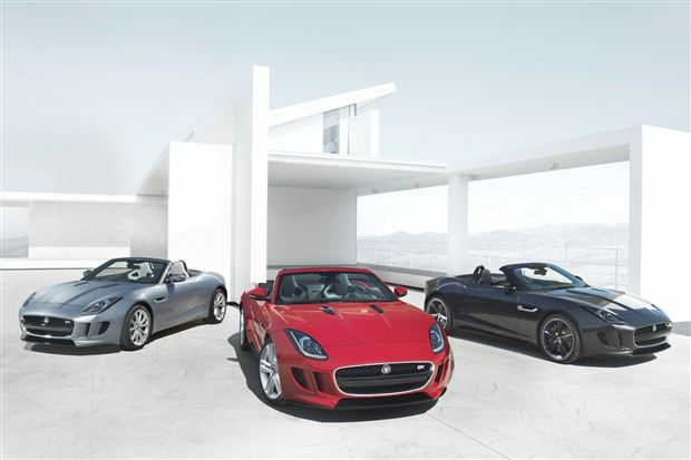 Read about the Autos.ca Buyer's Guide: 2014 Jaguar F-Type