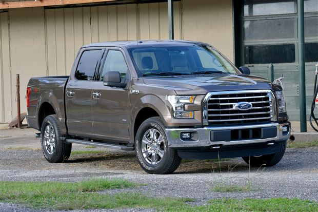 Read about the Autos.ca Buyer's Guide: 2015 Ford F-150