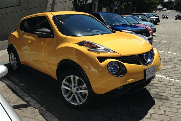 Read about the Autos.ca Buyer's Guide: 2015 Nissan Juke