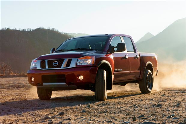 Read about the Autos.ca Buyer's Guide: 2015 Nissan Titan