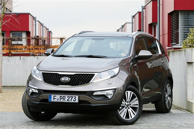 Read about the Autos.ca Buyer's Guide: 2015 Kia Sportage
